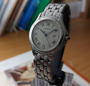 Ladies' Cartier Cougar Wristwatch