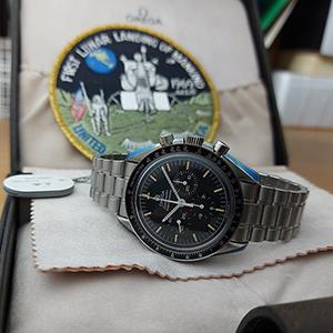 1994 Omega Speedmaster Moonwatch 25th Anniversary Apollo XI Ref. 3591.50