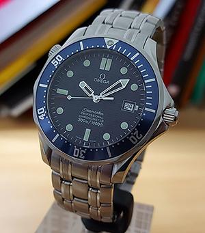 Omega Seamaster 300M Wristwatch Ref. 2531.80