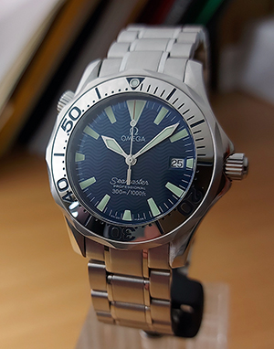 Omega Seamaster 300M Quartz Wristwatch Ref. 2263.80