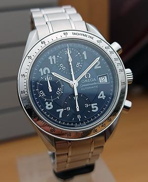 Omega Speedmaster Date Chronograph Ref. 3513.82