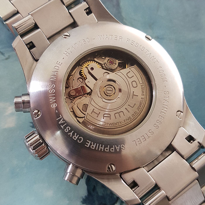 Hamilton Khaki Officer Automatic Wristwatch Ref. H71716133