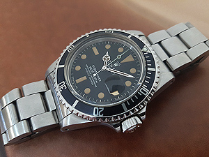 1978 Rolex Submariner Wristwatch Ref. 1680