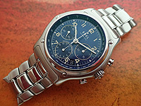 Gents' Ebel 1911 Chronograph Stainless Steel watch Ref. E9137240