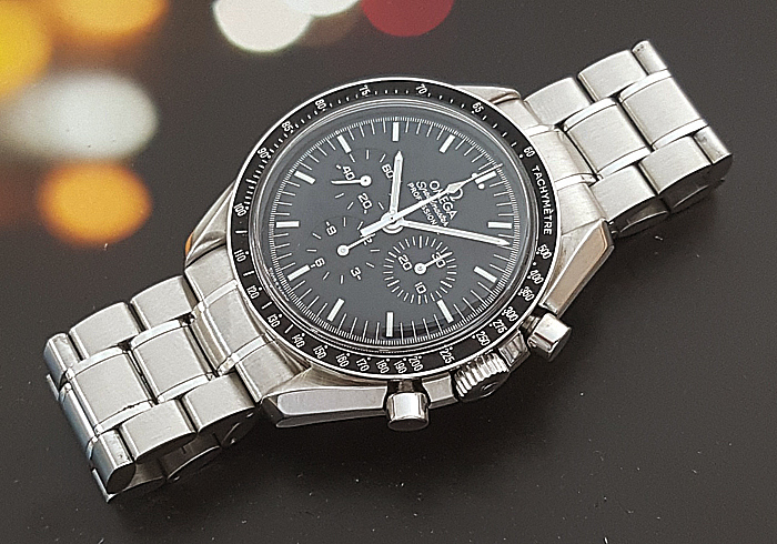 Omega Speedmaster Moonwatch Galaxy Express 999 Limited Edition