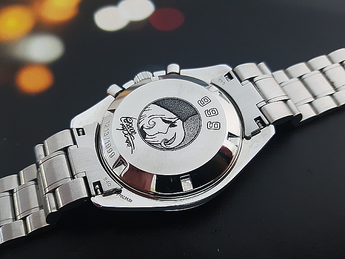 Omega Speedmaster Moonwatch Galaxy Express 999 Limited Edition