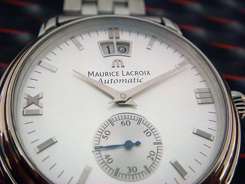 Maurice Lacroix Automatic Watch Ref. MP6378-SS002-290