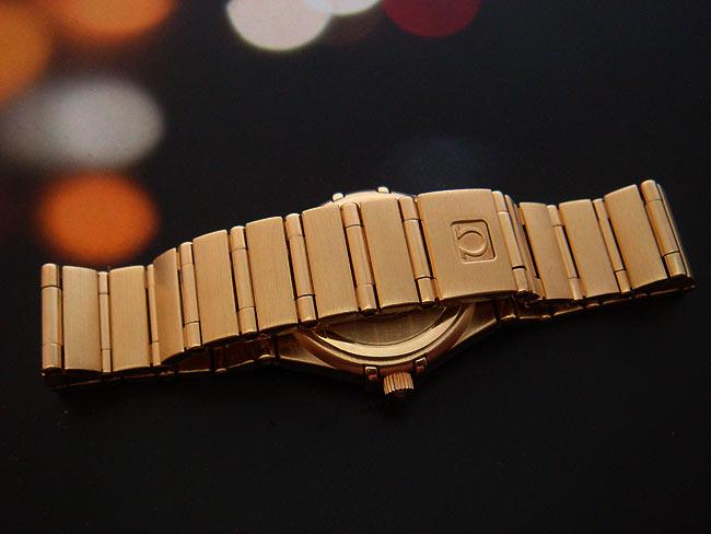Ladies Omega Constellation 18K Wristwatch Ref. 1112.10