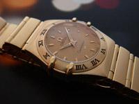 Ladies Omega Constelation 18K Watch Ref. 1112.10