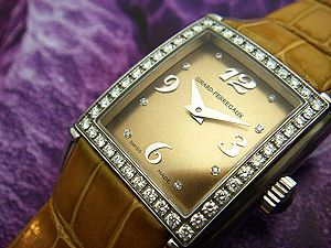Girard-Perregaux Vintage 1945 Lady Diamonds Ref. 25890