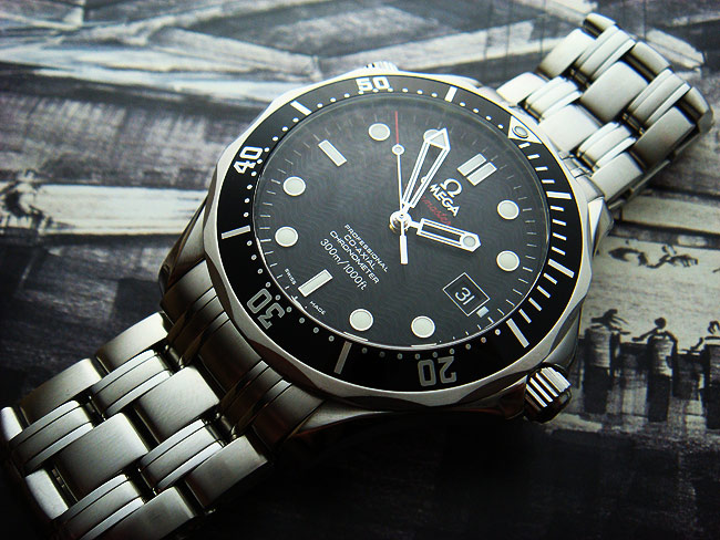 23349a432ee Omega Seamaster Diver 300M Co-axial Ref. 212.30.41.20.01.002