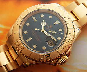 Rolex Yachtmaster 18k Solid Yellow Gold 16628