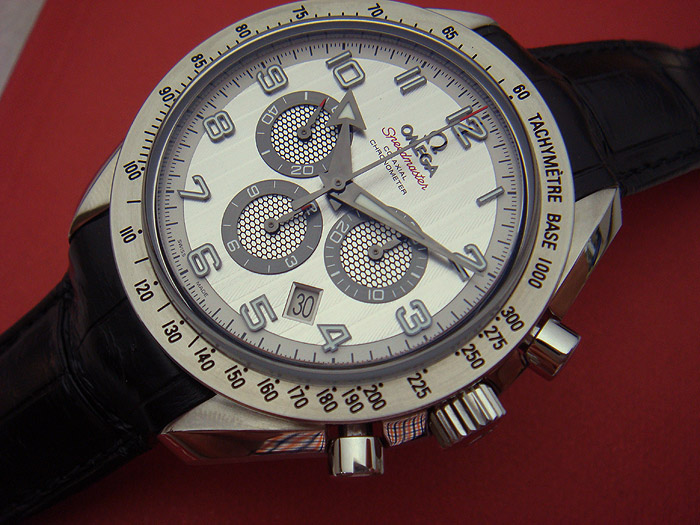 Omega Speedmaster Broad Arrow Coaxial Automatic 321.13.44.50.02.001