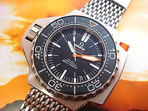 Omega Seamaster Ploprof Ref. 224.30.55.21.01.001