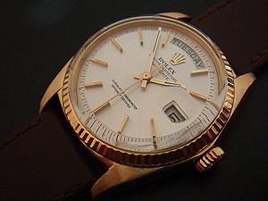 Rolex President Day Date, vintage 1970, 18k Gold Ref. 1803