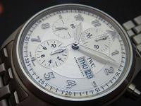 IWC Fliegeruhr/Spitfire Day Date Chronograph Watch Ref. IW371705