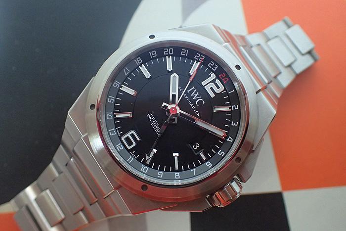 IWC Ingenieur Dual Time Ref. IW324402