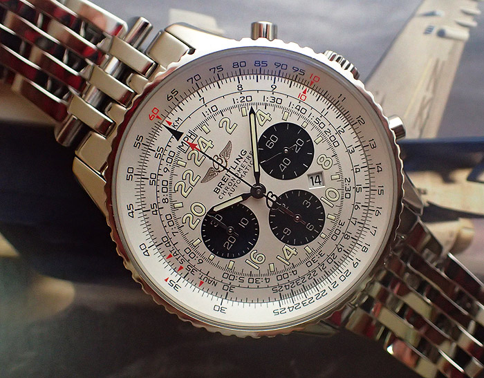 Breitling Navitimer Cosmonaute Ref. A22322