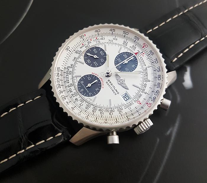 Breitling Navitimer Fighters Platinum Series Speciale Wristwatch Ref. L13330