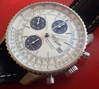 Breitling Navitimer Fighters Platinum Serie Speciale Ref. L13330