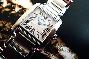 Ladies' Cartier Tank Francaise Ref. W51008Q3