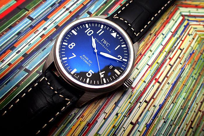 IWC Pilot's Watch Mark XVI Ref. IW325501