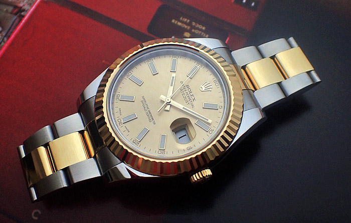 Rolex Oyster Perpetual Datejust, Ref. 116333