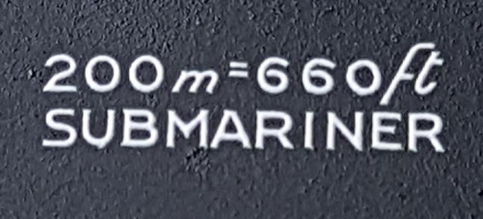 1967 Rolex Submariner Wristwatch Ref. 5513