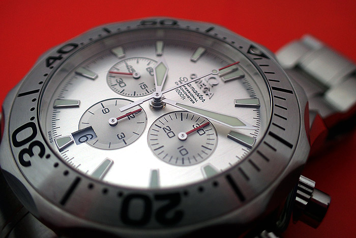 Omega Seamaster Divers 300m Chronograph Ref. 2589.30