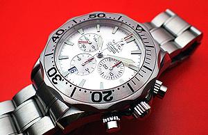 Omega Seamaster Divers 300m Chronograph Ref. 2589.30