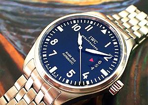 IWC Pilots Mark XVII Automatic Fliegeruhr Watch Ref. IW326504