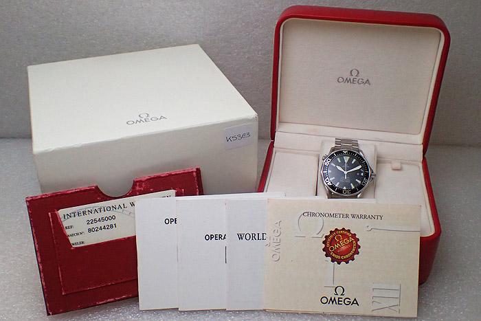 Omega Seamaster 300M Chronometer Ref. 2254.50