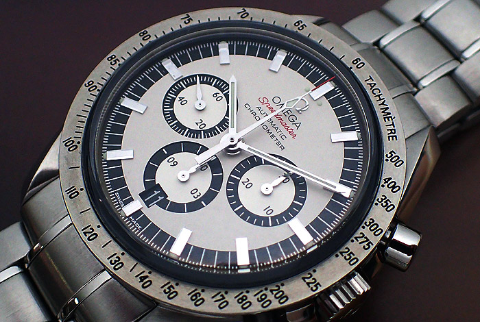 Omega Speedmaster Michael Schumacher Edition Ref. 3506.31