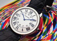 Cartier Ronde Solo Date Quartz Ref. W6700255
