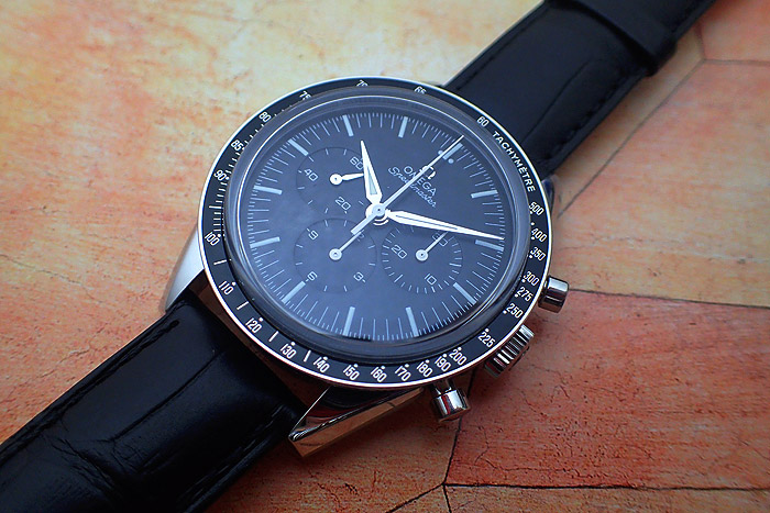 Omega Speedmaster - First Omega in Space Wristwatch Ref. 311.32.40.30.01.001