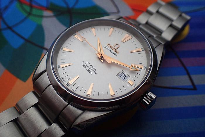 Omega Seamaster Aqua Terra Chronometer Ref. 2503.34.00
