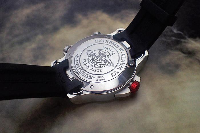 Jaeger-LeCoultre Master Compressor Extreme World Alarm, Ref. 150.8.42