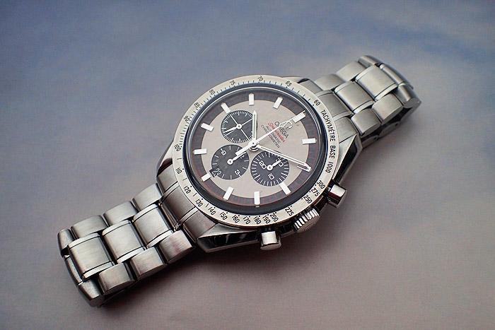 Omega Speedmaster Legend Michael Schumacher Edition Ref. 3559.32