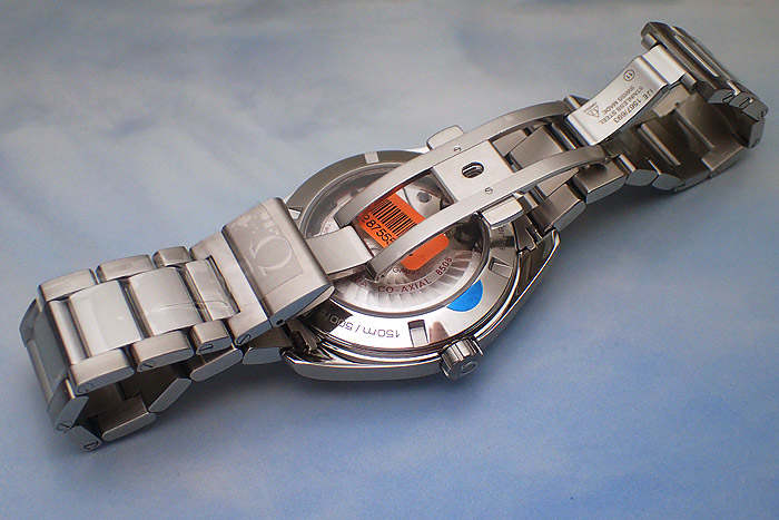 Omega Seamaster Aqua Terra Co-Axial 15,000 Gauss Ref. 231.10.42.21.01.002