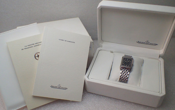 Jaeger-LeCoultre Reverso Shadow Ref 271.880.614