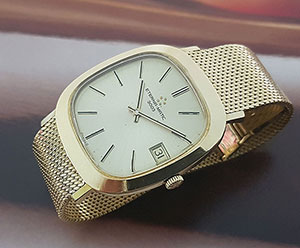Eternamatic 18K Gold Wristwatch Ref. 3003