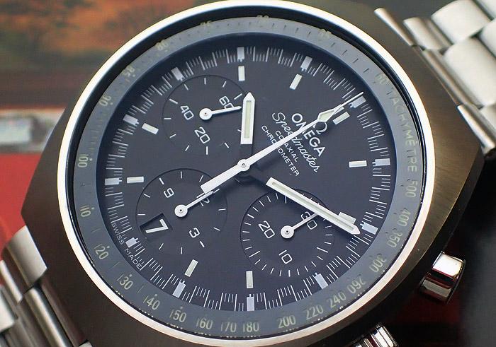 Omega Speedmaster Mark II Co-axial Chronograph Ref. 327.10.43.50.01.001