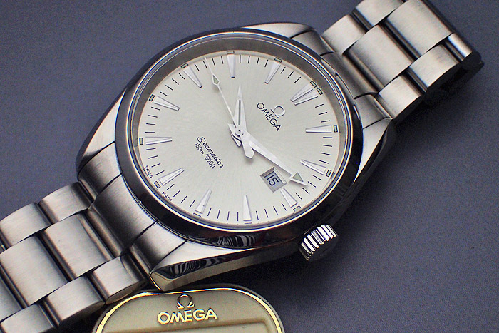 Omega Seamaster Aqua Terra Ref. 2517.30