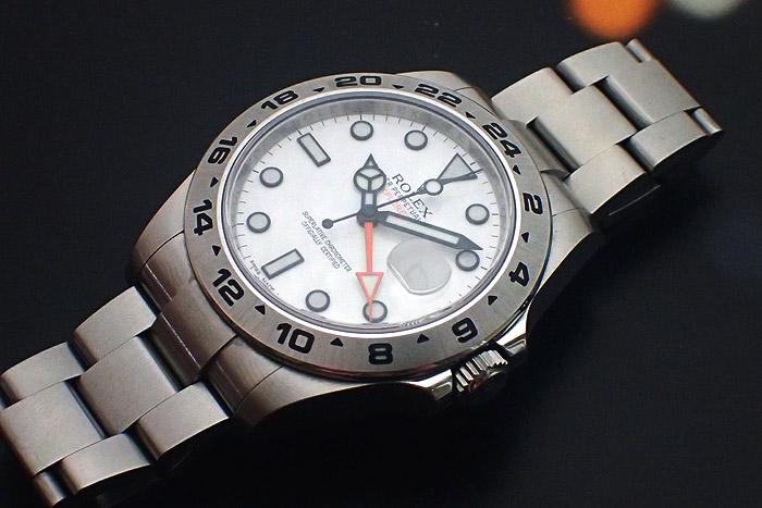 Rolex Oyster Perpetual Explorer II Ref. 216570