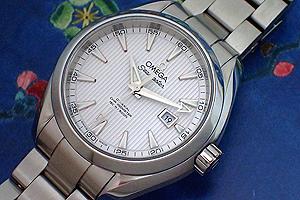 Omega Seamaster Aqua Terra Co-axial Ref. 231.10.34.20.04.001