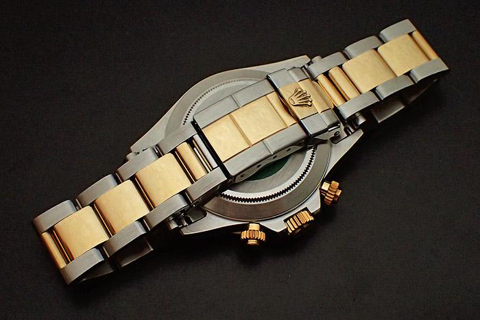Rolex Daytona Cosmograph 18K YG/SS Ref. 16523