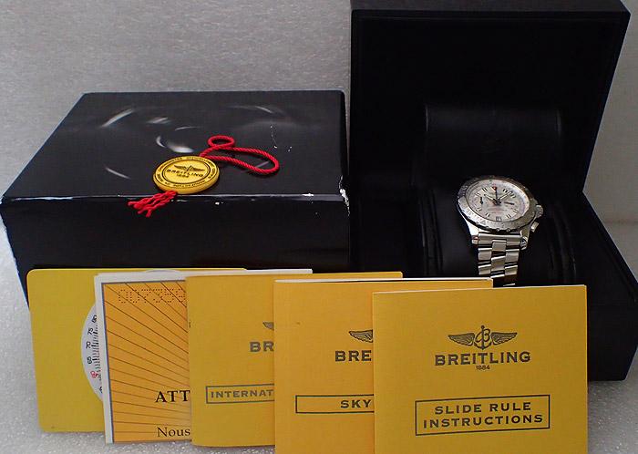 Breitling Skyracer Chronograph Ref A27362