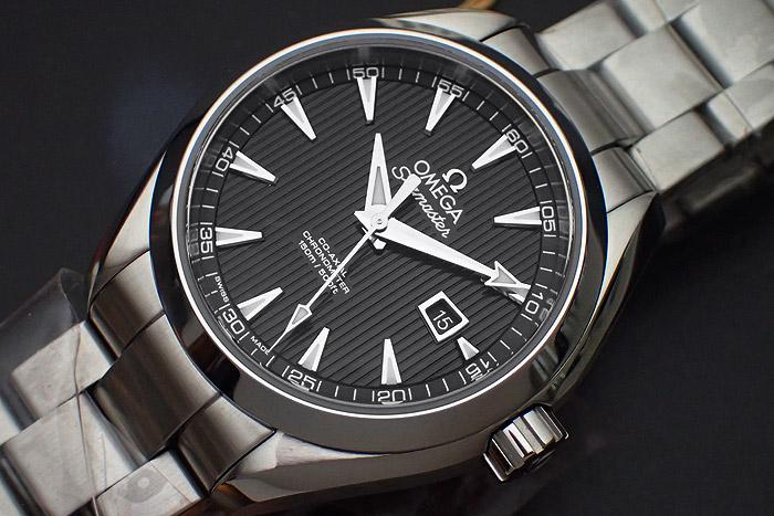 Omega Seamaster Aqua Terra Co-axial Wristwatch Ref. 231.10.34.20.01.001