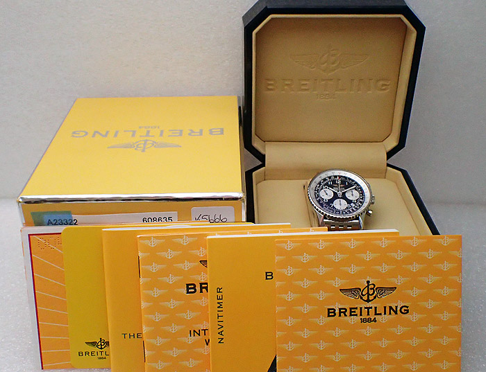Breitling Navitimer Watch Ref. A23322