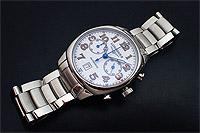 Longines Spirit Chronograph watch, Ref. L2.705.4